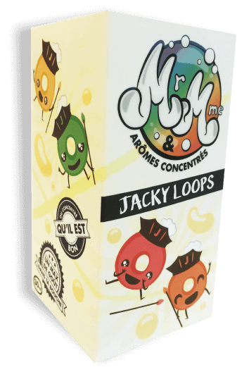 Mr&Mme box JackyLoops